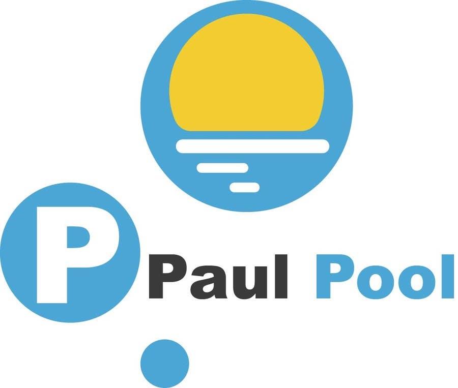 Participación en el concurso Nro.5 para Design a Logo - S Paul Pools