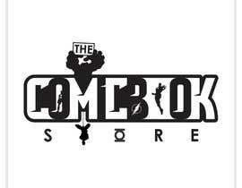 #47 для Logo design for Comic Books Store від grupooma