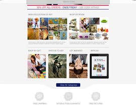 grafixeu tarafından homepage Design Mockup for our startup website için no 37