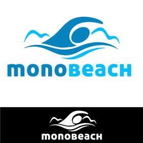 """#6 για design a logo for """"monobeach"""" από abdulbari25ab"""