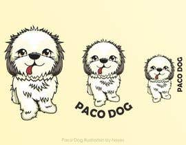 #47 для Design a Logo for Paco Dog, Crea un logo para Paco Dog від Hayesnch