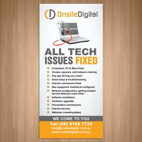 Image of                             Design DL flyer