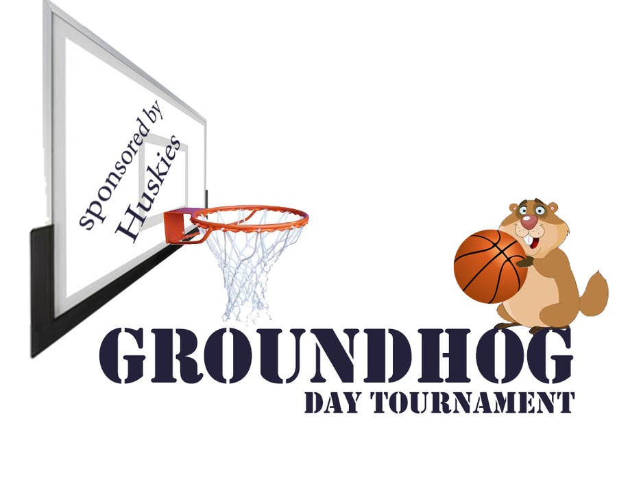 Contest Entry #8 for Youth Basketball Tournament Logo