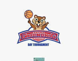 #44 untuk Youth Basketball Tournament Logo oleh MagicVector