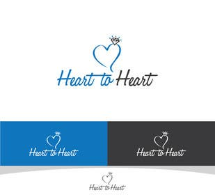 #20 for Logo Design for Heart to Heart Diamonds by graphicideas4u