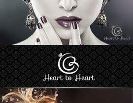 #24 for Logo Design for Heart to Heart Diamonds by BlessedSoul1985