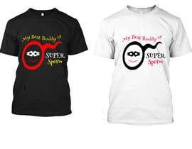 Nro 16 kilpailuun Tshirt Design 2 käyttäjältä jojohf