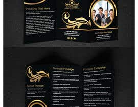 #12 for Design tri-fold psd template for my compagny by teAmGrafic