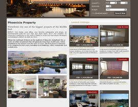 nº 15 pour Build a Website for www.Commercialmls.net real estate website par flashraj
