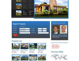 nº 21 pour Build a Website for www.Commercialmls.net real estate website par finwaretech