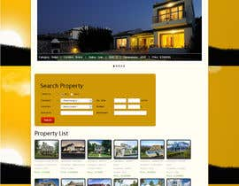 nº 22 pour Build a Website for www.Commercialmls.net real estate website par finwaretech