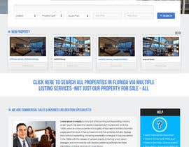 nº 13 pour Build a Website for www.Commercialmls.net real estate website par nittilegupta