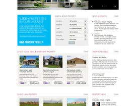 nº 4 pour Build a Website for www.Commercialmls.net real estate website par JimFernando