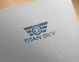 #175 for Design a Logo for Titan Sky by royalorion23