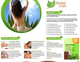 nº 13 pour Build a Website for herbal par serve4you