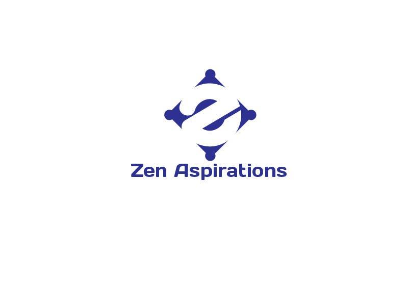 #65 for Design a Logo for Zen Aspiration by rahmatfajri92