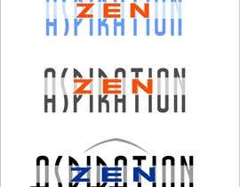 nº 67 pour Design a Logo for Zen Aspiration par adisb