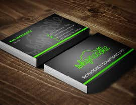 #20 para Design Business Cards por farzanashoma