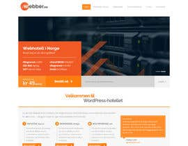 #16 for Design clean bootstrap (1 frontpage + 1 inner page) by inditheme