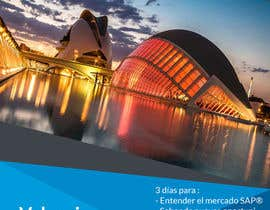 #8 for Design a Flyer for a company event in Valencia by DesignerRita
