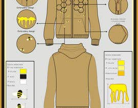#25 for design some fashion for urban start up brand including cutting list by LumielDIT