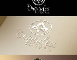 #66 for Logo for Orquídea Negra by stoilova