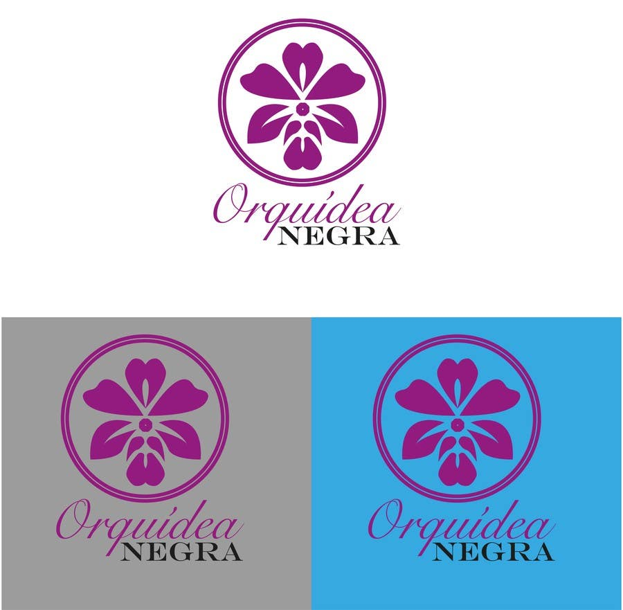 Contest Entry #48 for Logo for Orquídea Negra