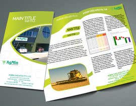 #8 for Design a Brochure Template by gopiranath