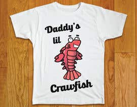 #5 for Crawfish Character / Logo by jessebauman