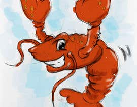 #1 for Crawfish Character / Logo by igorsventek
