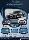 Contest Entry #24 for Design a Flyer for automotive repair shop 4x6