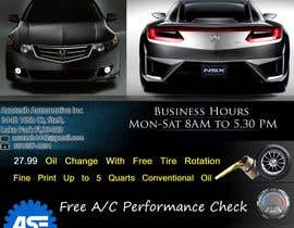 #26 cho Design a Flyer for automotive repair shop 4x6 bởi job2sathishkumar