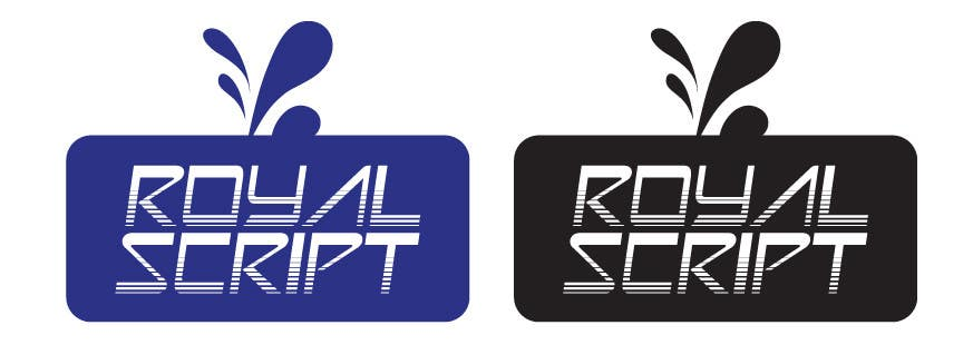 Inscrição nº                                         175                                      do Concurso para                                         Logo Design for Stationery Packaging - Royal Script
