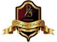 Graphic Design Inscrição do Concurso Nº23 para Logo Design for Stationery Packaging - Royal Script