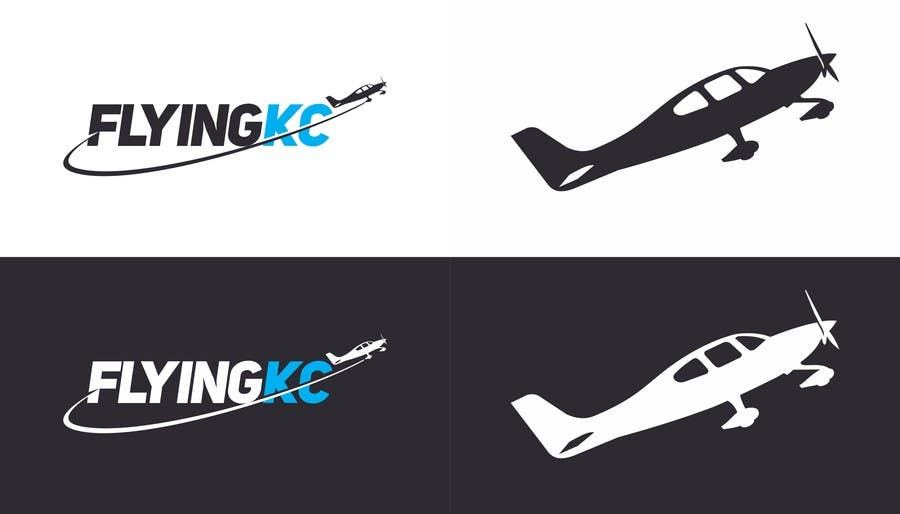 Entry #216 by geepeemistry for Design a Logo for Aircraft Rental