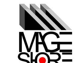 #226 , Logo Design for www.magestore.com 来自 vrd1941