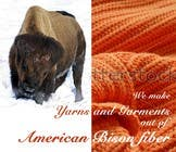 Contest Entry #28 for Banner Ad Design for The Buffalo Wool Co.