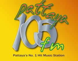 #31 cho Design a Logo for Pattaya 105FM bởi authenticweb