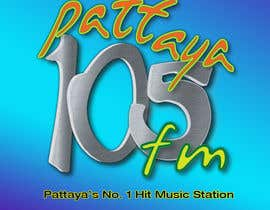 #64 cho Design a Logo for Pattaya 105FM bởi authenticweb
