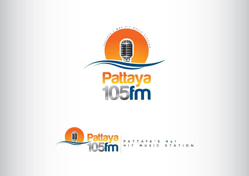 Proposition n°49 du concours Design a Logo for Pattaya 105FM