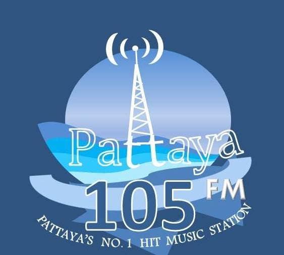 Proposition n°43 du concours Design a Logo for Pattaya 105FM