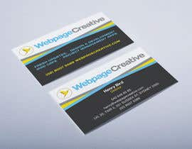 #25 for WEBPAGECREATIVE-BUSINESS!!!CARDS af HammyHS