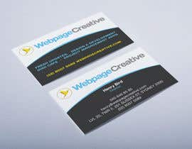 nº 26 pour WEBPAGECREATIVE-BUSINESS!!!CARDS par HammyHS