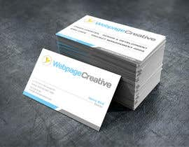 nº 30 pour WEBPAGECREATIVE-BUSINESS!!!CARDS par sashadesigns