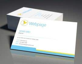 nº 29 pour WEBPAGECREATIVE-BUSINESS!!!CARDS par shyRosely