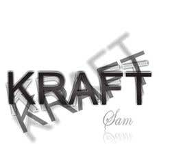 #7 for Designa en logo for KRAFTSAM by PICIUV