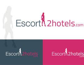 #23 para Design et Logo for escorts2hotels.com por Gdesign2u
