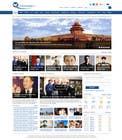 Graphic Design Inscrição do Concurso Nº34 para Website Design for TodayChina.TV