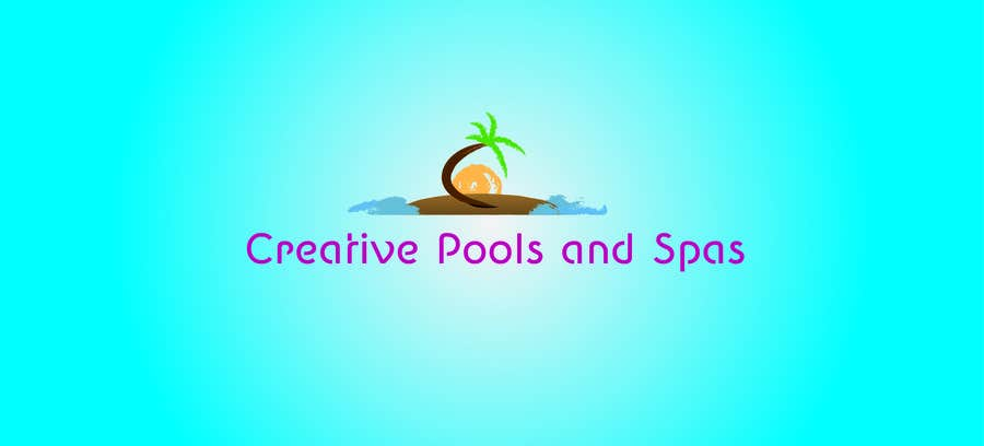 Contest Entry #94 for Design a Modern Logo for Creative Pools and Spas
