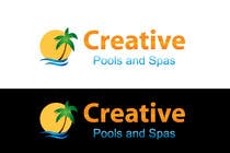Graphic Design Contest Entry #169 for Design a Modern Logo for Creative Pools and Spas